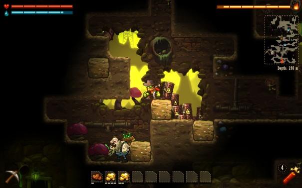 SteamWorld Dig 3