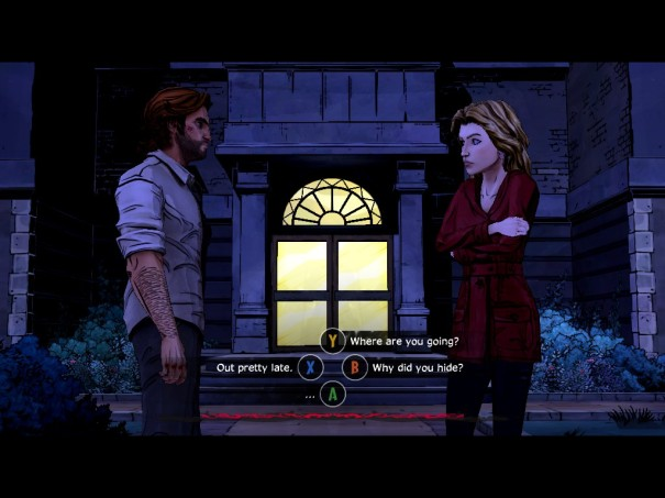 The Wolf Among Us Episode One 4