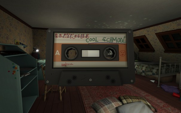 Gone Home 7
